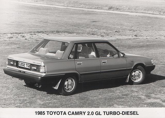 Toyota Camry Turbo Diesel