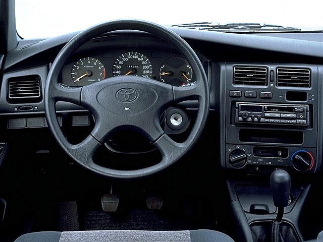Toyota Carina E Wagon