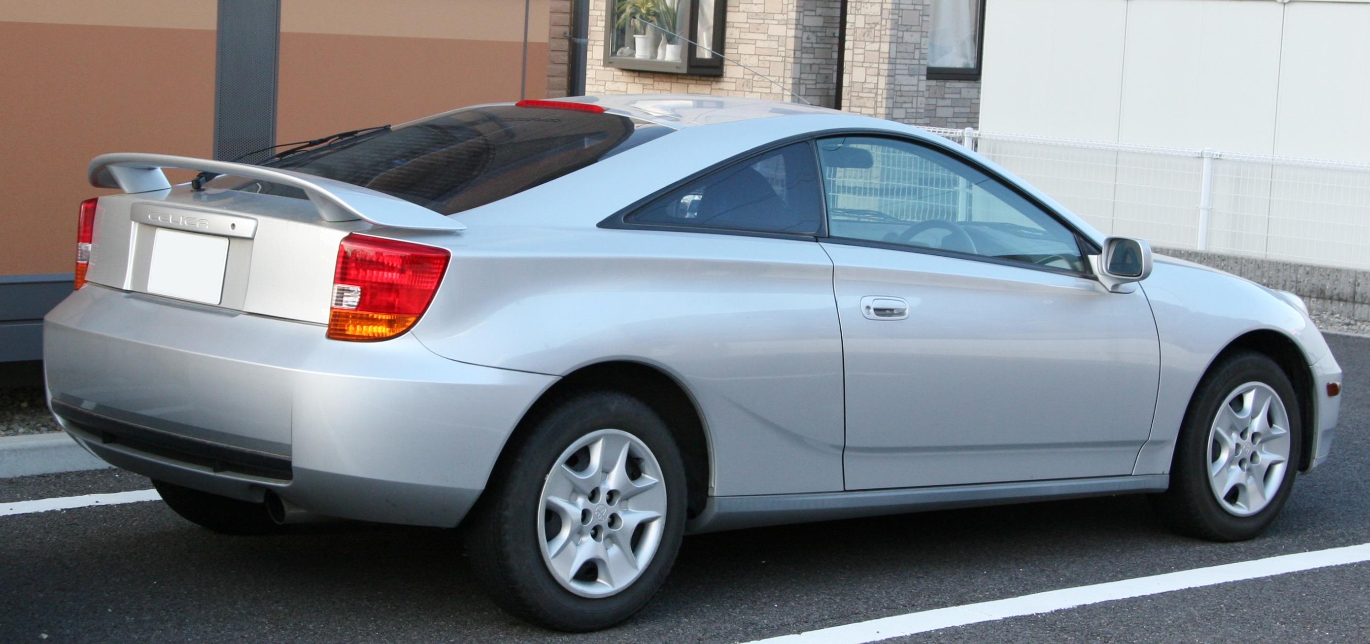 Toyota Celica SS I