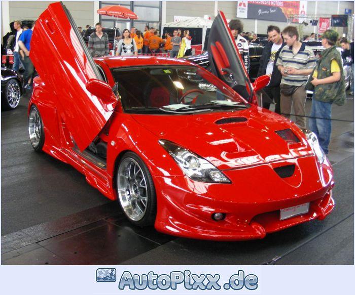 Toyota Celica TS