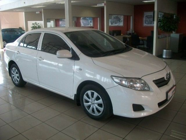 Toyota Corolla 1.3 Advanced