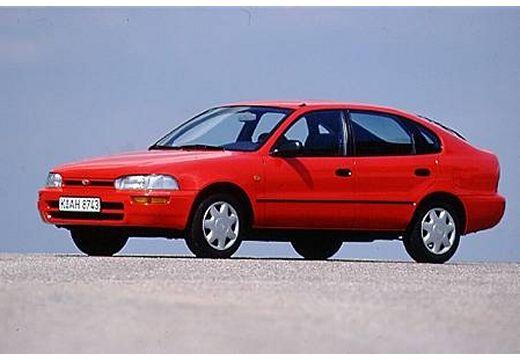 Toyota Corolla 1.3 Liftback