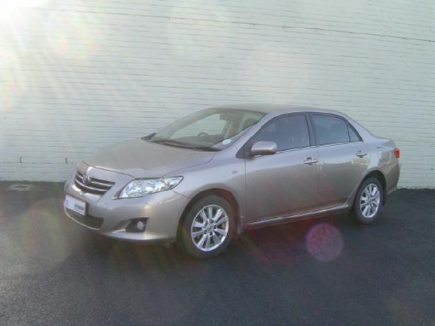 Toyota Corolla 1.4 Advanced