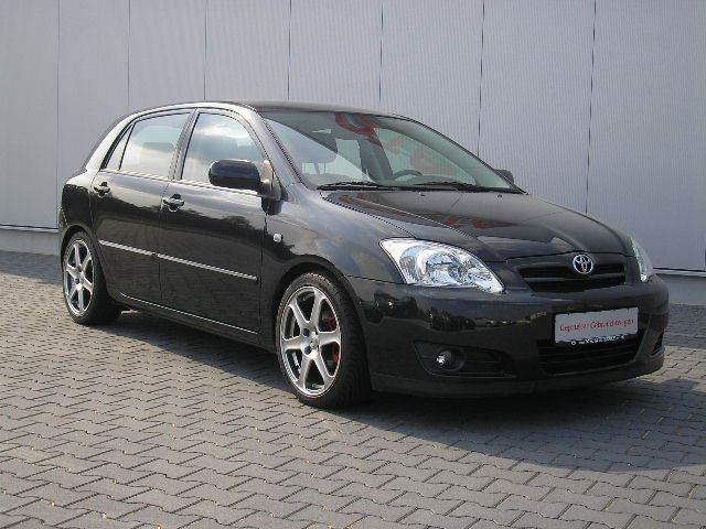 Toyota Corolla 1.4 Sol