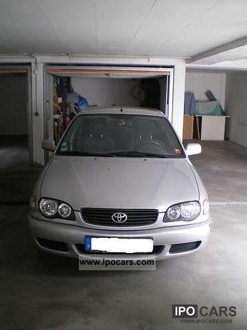 Toyota Corolla 1.4 VVT-i Limousine