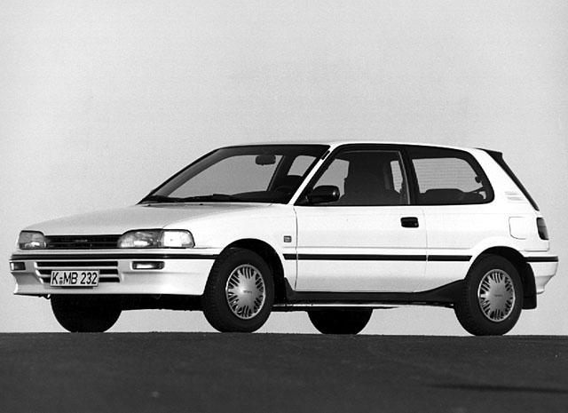 Toyota Corolla 1.6 Hatchback