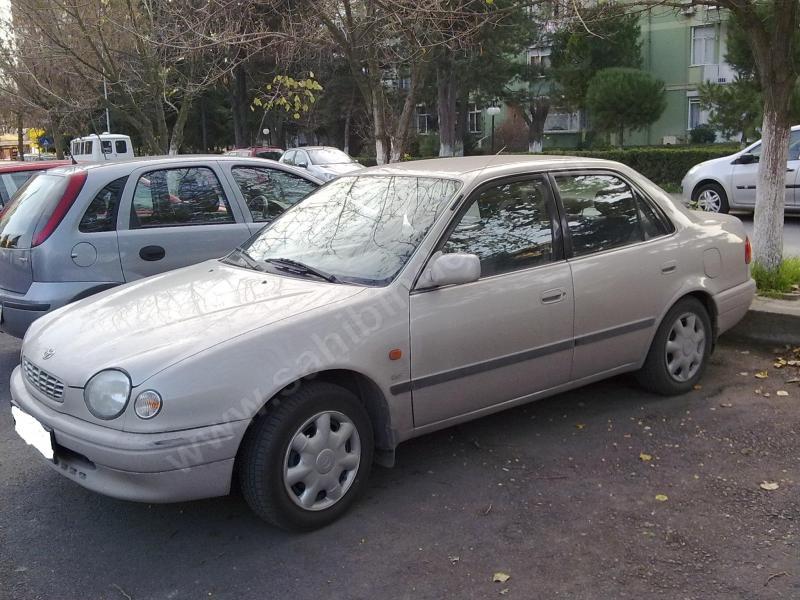Toyota Corolla 1.6 Luna