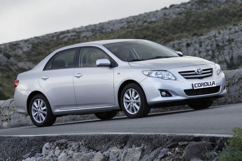 Toyota Corolla 1.6 VVT-i Sol