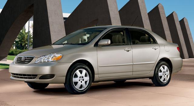 Toyota Corolla 1.8 LE