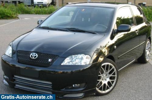 Toyota Corolla 1.8 TS