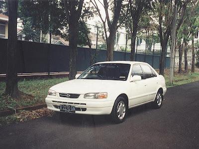Toyota Corolla 1.2 58hp MT