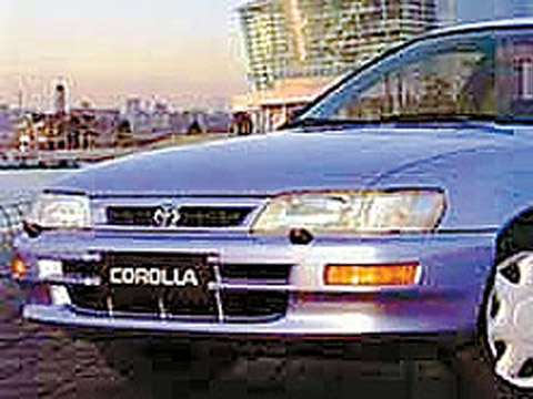 Toyota Corolla 1.3 75hp AT