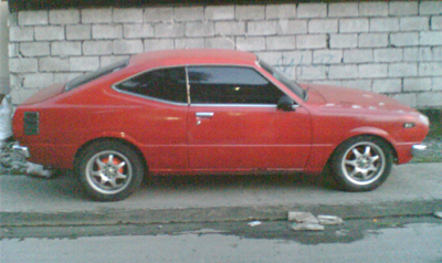 Toyota Corolla 1300 Estate