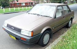 Toyota Corolla 1.6 84hp MT