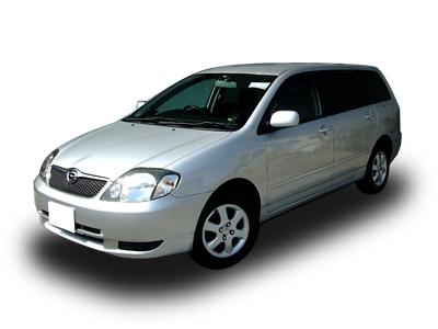 Toyota Corolla 1.8 4WD MT