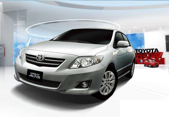 Toyota Corolla 1.8 D MT