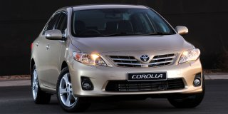 Toyota Corolla 2.0 Exclusive