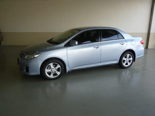 Toyota Corolla 2.0 Exclusive Automatic
