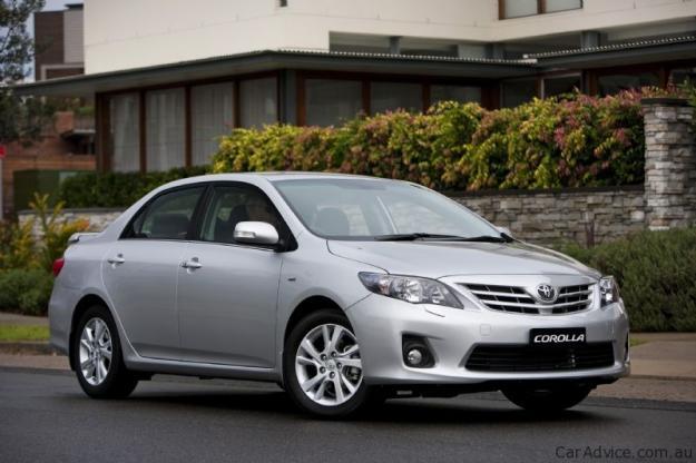 Toyota Corolla 2.0 Sedan