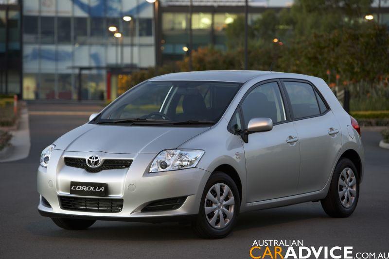 Toyota Corolla Ascent