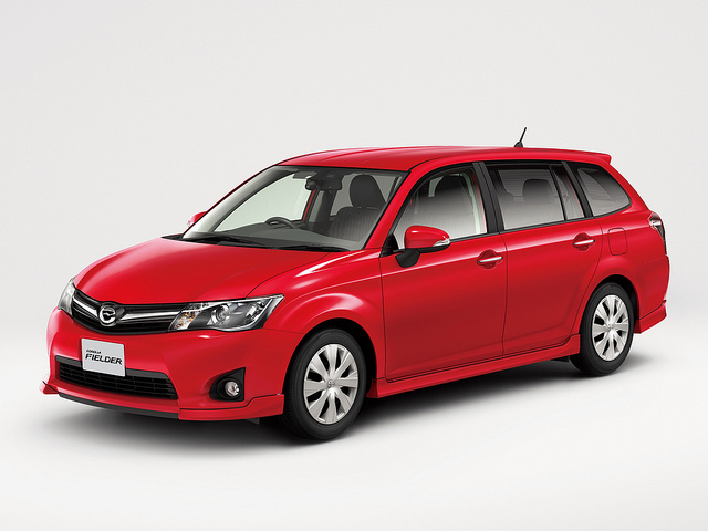 Toyota Corolla Fielder 1.8 S