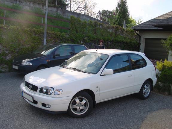 Toyota Corolla G6