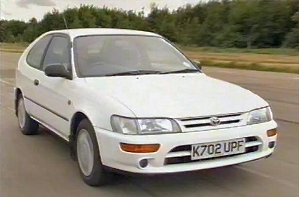 Toyota Corolla Hatchback 1.3