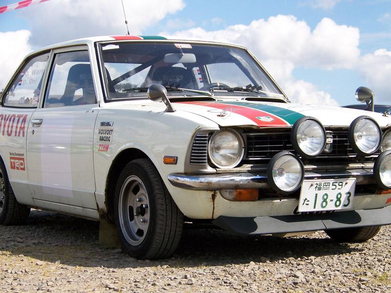 Toyota Corolla KE 20