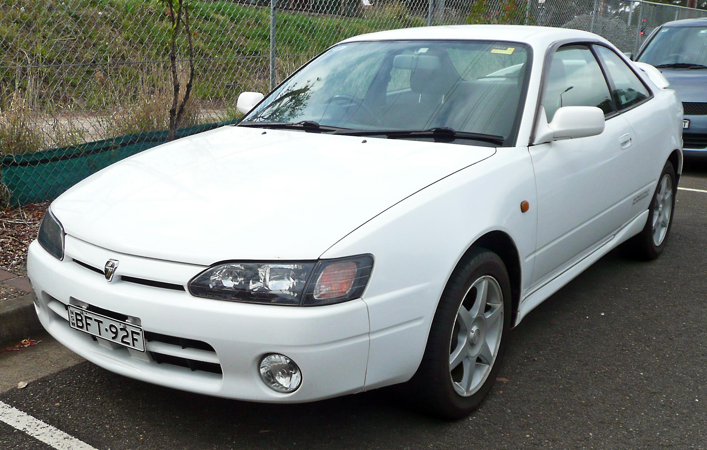 Toyota Corolla Levin Coupe