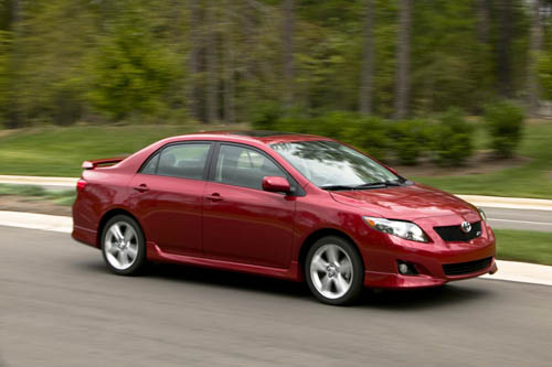 Toyota Corolla XRS Automatic
