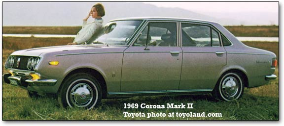 Toyota Corona MK II
