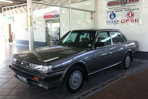Toyota Cressida 2.4 GLE
