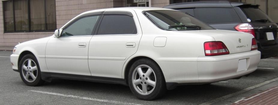 Toyota Cresta 2.0 Super Lucent