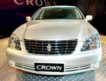 Toyota Crown Royal Salon
