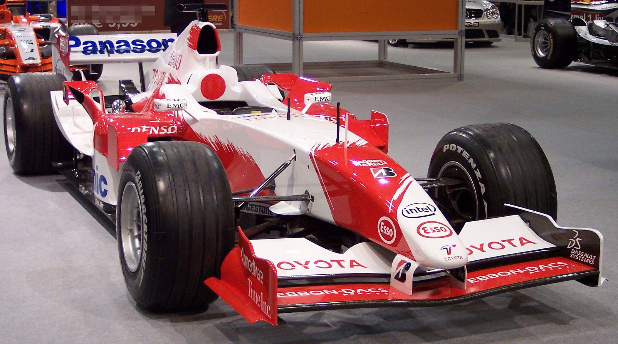 Toyota F-1