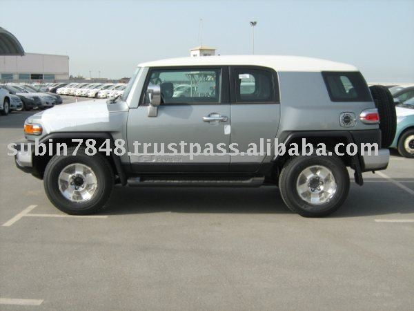 Toyota FJ Cruiser 4.0 AT
