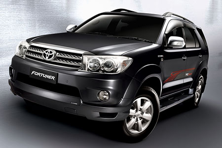 Toyota Fortuner 2.7 AT