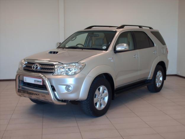 Toyota Fortuner 3.0 D