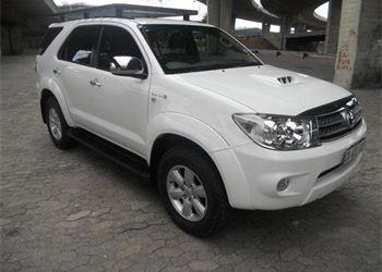 Toyota Fortuner 3.0D-4D Automatic