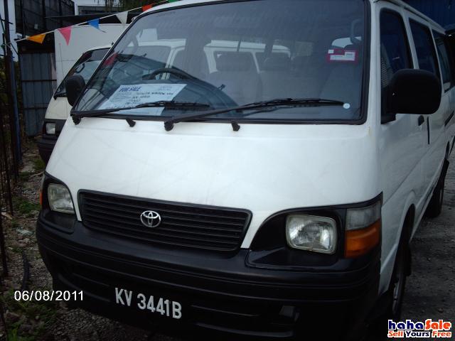 Toyota Hiace 2.0