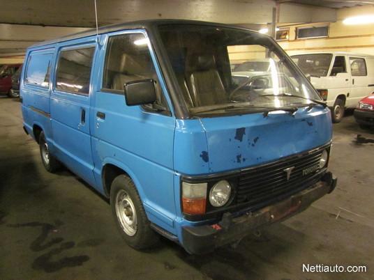 Toyota Hiace 2.2 D