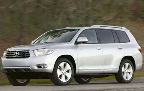 Toyota Highlander 3.3 218hp 4WD AT