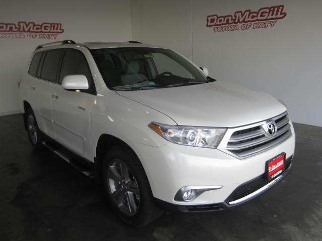 Toyota Highlander 3.5 AT Prestig