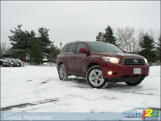 Toyota Highlander 4x4