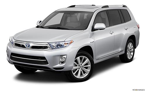 Toyota Highlander Hybrid 4x4