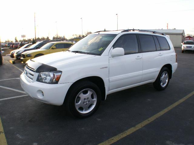 Toyota Highlander Limited V6