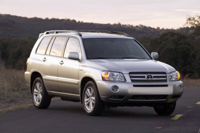 Toyota Highlander Limited V6 4x4