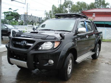 Toyota Hilux 2.5 Cab