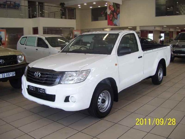 Toyota Hilux 2.5 D-4D