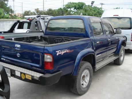 Toyota Hilux 2000